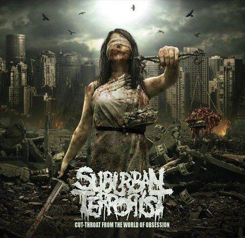 SUBURBAN TERRORIST - Throat from the World of Obssesion