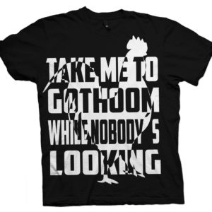 Gothoom is freedom black