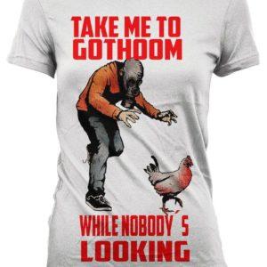 Gothoom Girl