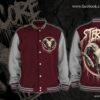 Stercore /goat baseball hoodie