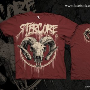 Stercore /goat t-shirt 2