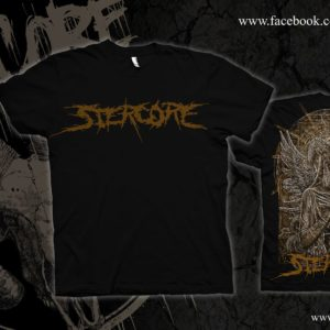 Stercore /angel t-shirt