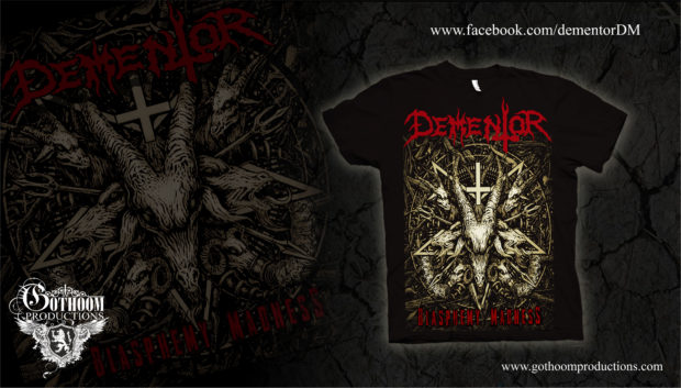Dementor/ Blasphemy Madness EP